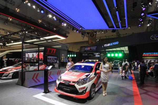 Selain Supra GR, Dua Mobil Baru Toyota Bakal Hiasi Panggung GIIAS 2019