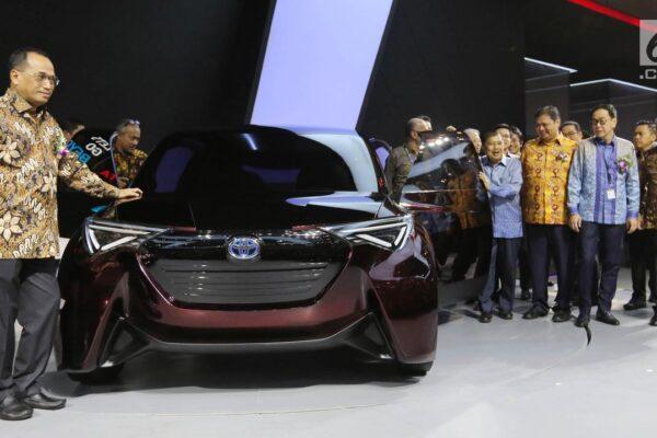 Toyota Siapkan Rp28 Triliun untuk Produksi Mobil Listrik di Indonesia